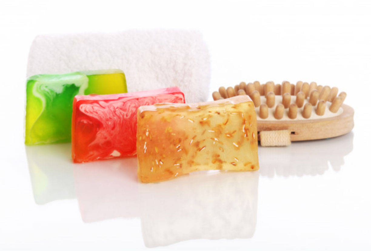 Type of the soaps