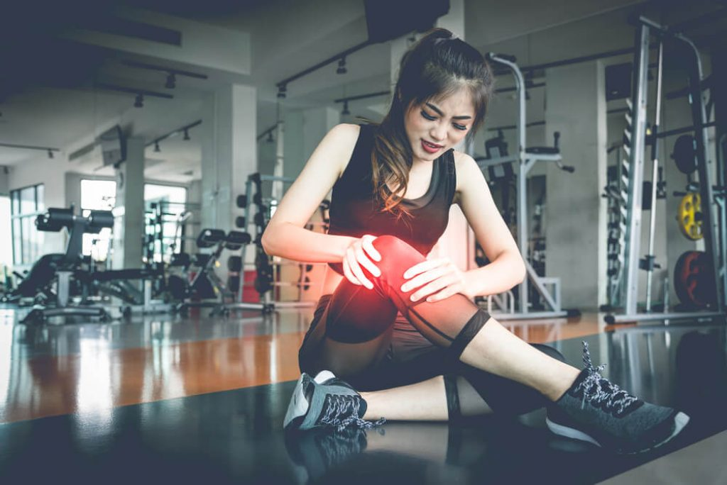 collagen deficiency muscle ache